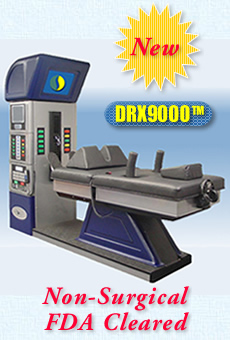 DRX9000 Greensboro North Carolina Center Chiropractic Machine
